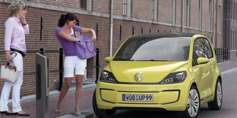 2011 Volkswagen Up price announced