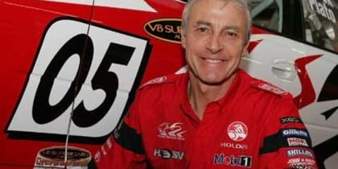 Peter Brock voted Australia's greatest touring car driver