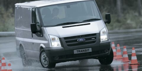 2012 Ford Transit Review