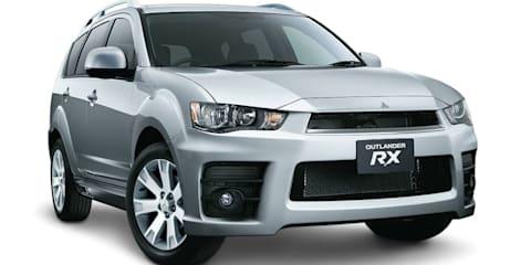 Mitsubishi Outlander RX Special Edition