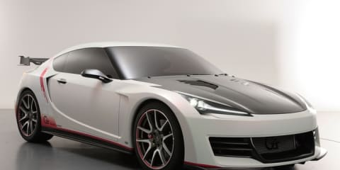Toyota FT-86G Sports Concept to debut at Sydney International Motor Show
