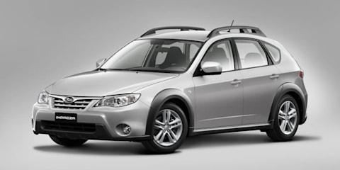 2011 Subaru Impreza XV - Geneva 2010