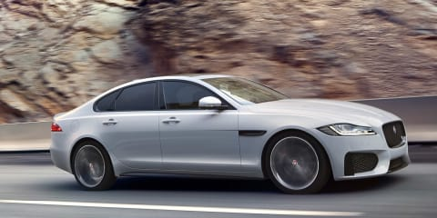 2016 Jaguar XF revealed - UPDATE