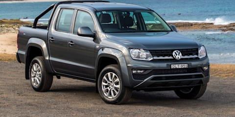 2019 Volkswagen Amarok V6 Core 550 initial details