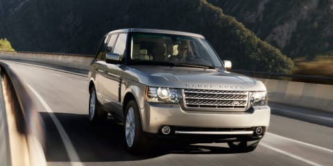 Range Rover 'L322' added to Takata recall
