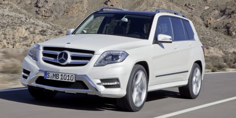 Mercedes-Benz GLK could miss Australia at second attempt