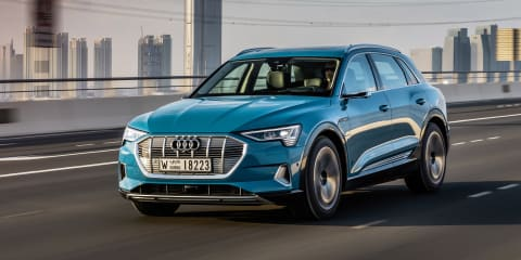 Audi e-tron gets disappointing EPA range estimate