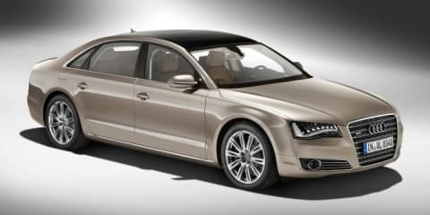 2011 Audi A8 LWB to debut in Beijing, confirmed for Australian release