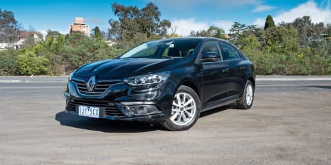 2017 Renault Megane Zen sedan review
