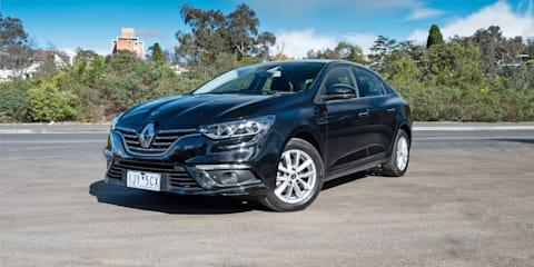 2017 Renault Megane Zen sedan review