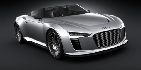 Audi looking at smaller sports car below TT