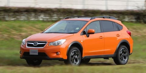2012 Subaru XV pricing revealed