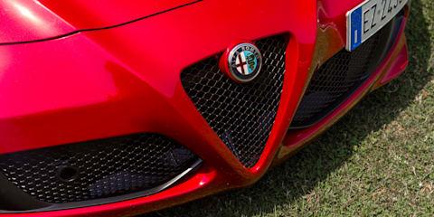 2016 Alfa Romeo New Cars