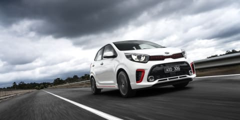 2019 Kia Picanto GT pricing and specs