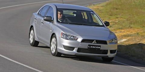 Mitsubishi recalls Lancer/Outlander