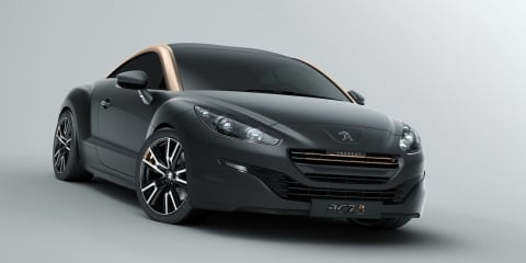 Peugeot RCZ R production car to debut at Goodwood