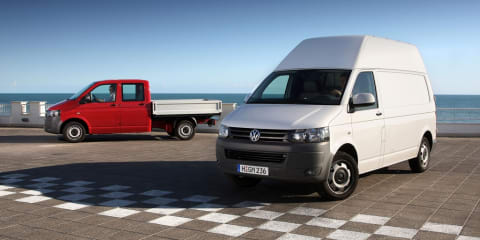 2010 Volkswagen Transporter, Multivan & Caravelle Review