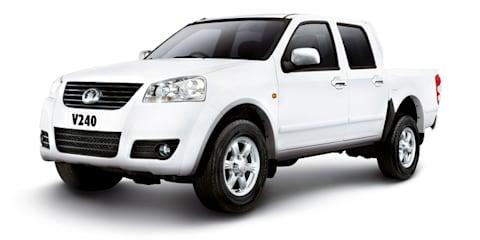 2011 Great Wall V200 diesel on sale in Australia