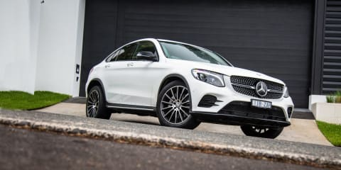 2017 Mercedes-Benz GLC250 Coupe review