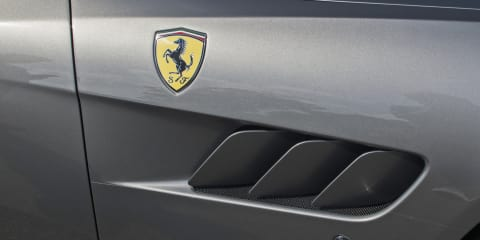 Ferrari patents electric turbo four-cylinder engine