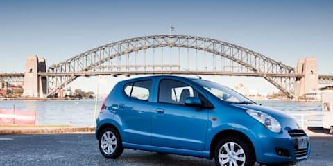 Suzuki Alto scores top marks in GVG