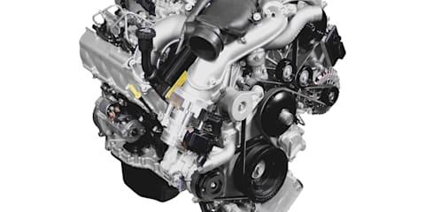 GM 4.5L V8 Duramax turbo-diesel details