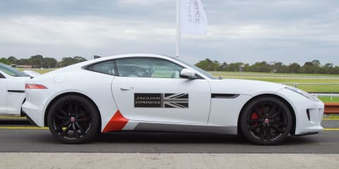 Jaguar Experience Day: CarAdvice takes 20 winners to Sandown