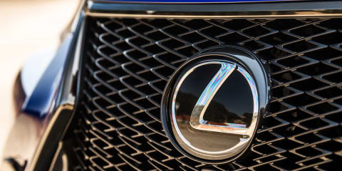 Mystery Lexus concept to be unveiled at 2017 Tokyo motor show
