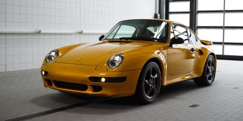 Porsche 911 Project Gold sells in 10 minutes