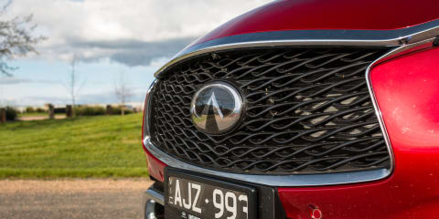 "Infiniti Australia MD happy with momentum: ""It all depends on what you define as success"""