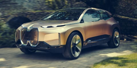 2021 BMW iNext could have more than 600km of electric range