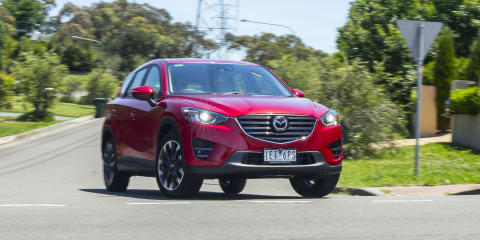 Mazda overtakes Holden in 2015: First full-importer to finish second overall