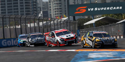 V8 Supercars series continues to race towards relevancy