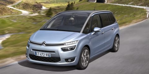 2014 Citroen Grand C4 Picasso pricing announced