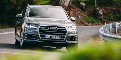 2016 Audi Q7 3.0 TDI 160kW Review