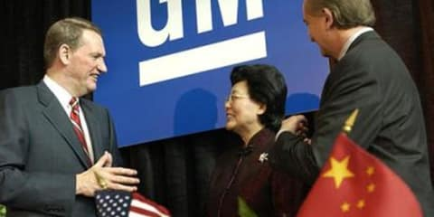 General Motors to sell 3 million cars in China by 2015