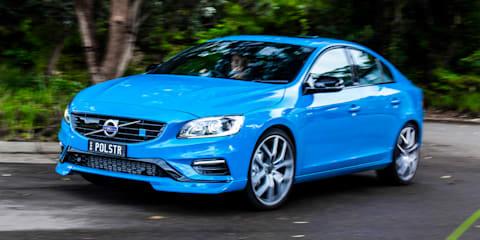 2016 Volvo S60, V60:: Australia drops Polestars and prices, new T6 due soon