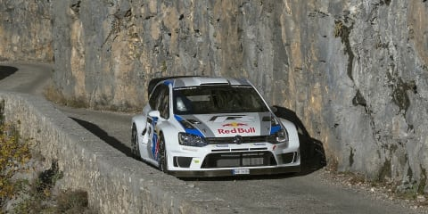 Volkswagen Polo R WRC set for Monte Carlo rally debut