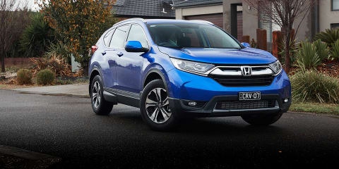 2018 Honda CR-V VTi review