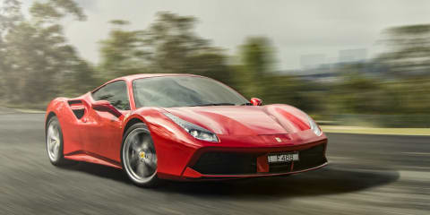 2016 Ferrari 488 GTB review