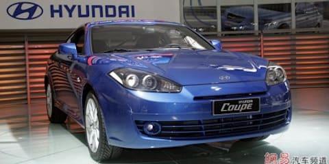 New Hyundai Tiburon & Coupe 2007 2008
