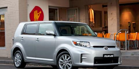Toyota Rukus vs KIA Soul
