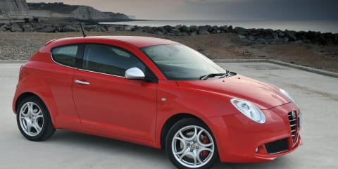 Alfa Romeo MiTo gains new MultiJet II diesel in UK, Europe