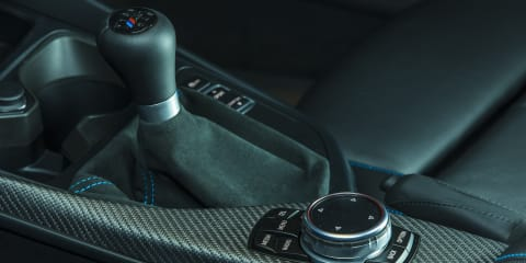 BMW Australia talks manual gearbox sales