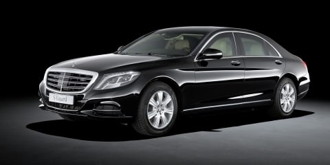 Australian Government to lease Mercedes-Benz S600 Guard armoured limos for G20