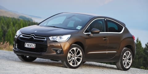 Citroen DS4 range bolstered with entry-level DStyle automatic