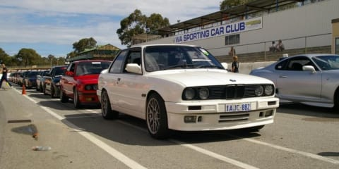 1988 BMW 3 Series Review