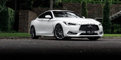 2018 Infiniti Q60 Red Sport review