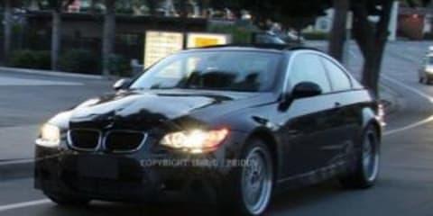 2007 BMW M3 Spy Shots