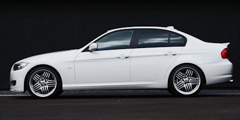 BMW Alpina D3 twin turbo